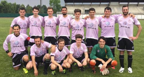 Squadra di calcio sezione Legnano